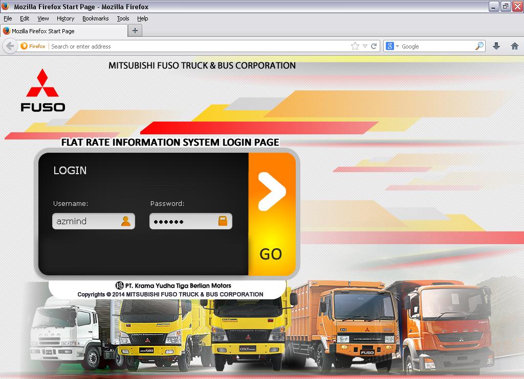 Aplikasi KTB New Flat Rate System  image