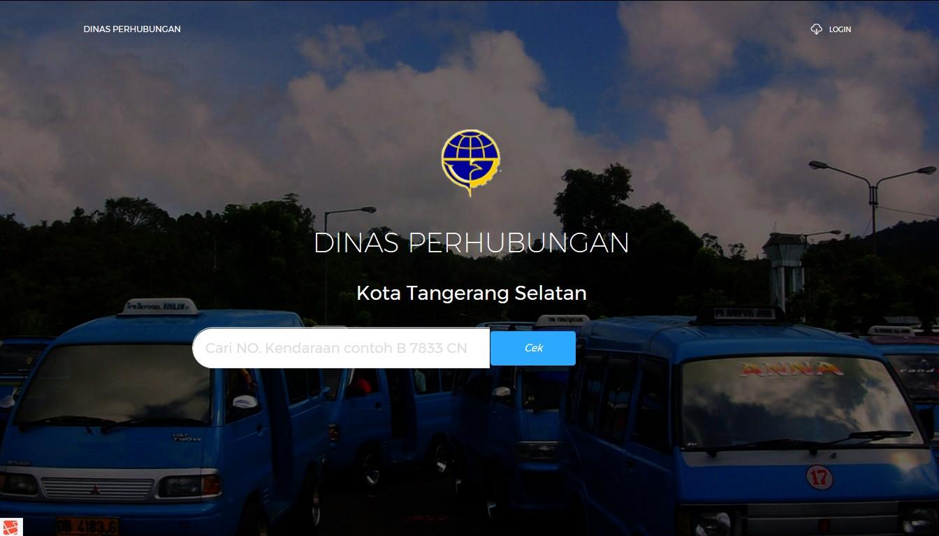 Aplikasi Database Angkutan image