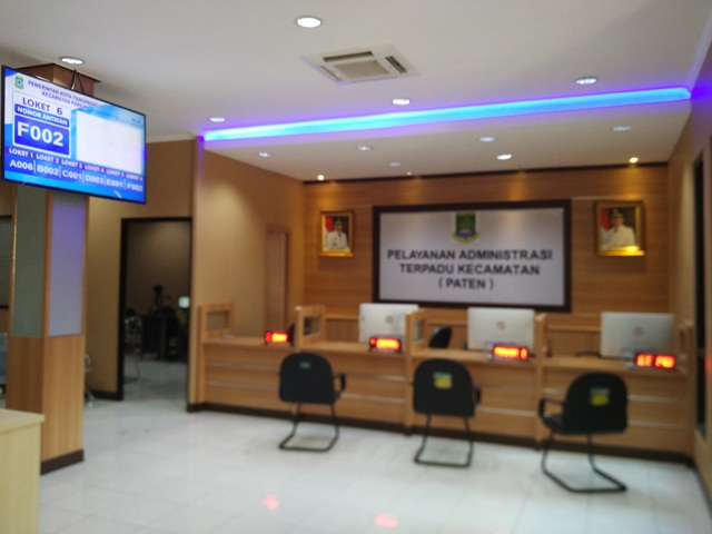 Sistem Antrian Pelayanan Kecamatan image